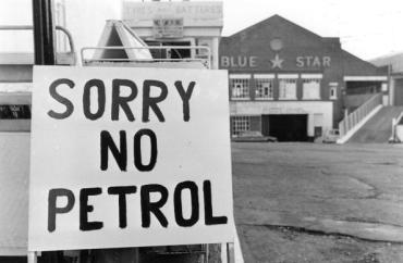 Sorry No Petrol