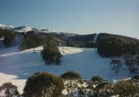 It does snow in Australia