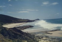 Fraser Island, the largest sand island in the world